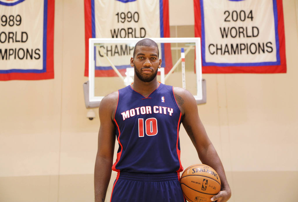 Detroit Pistons Unveil 'Motor City' Alternate Uniforms (2)