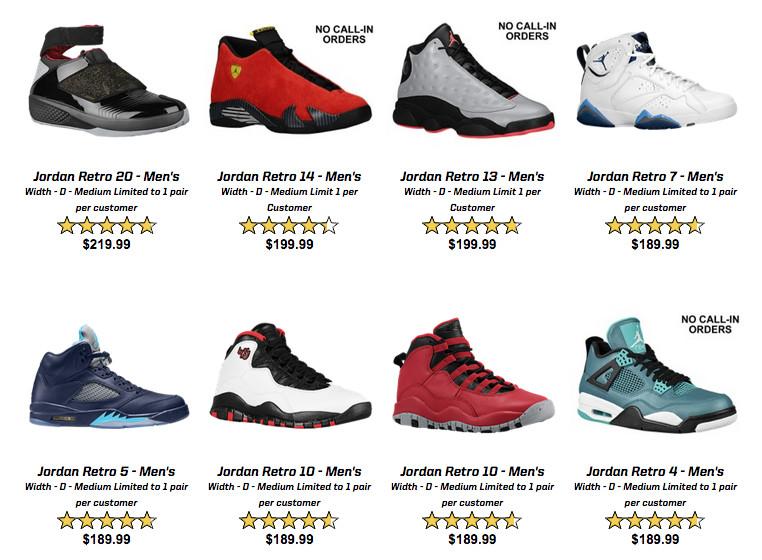 air jordan shoes eastbay