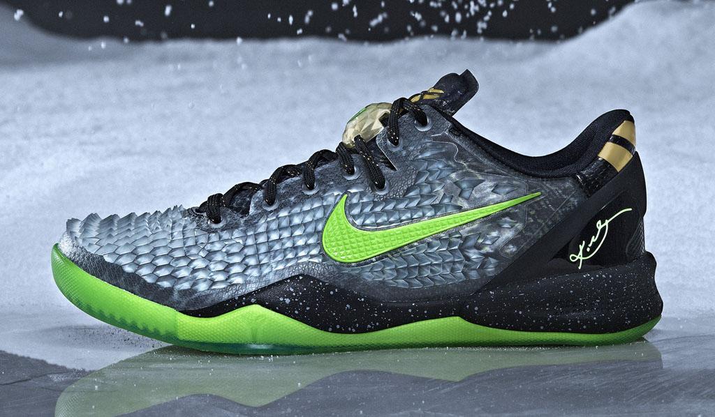 c8bf42765487 Nike Basketball 2013 Christmas Pack    Kobe 8 SS (1)