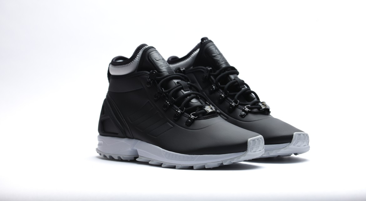 Conquer Winter in adidas' Latest ZX Flux | Sole Collector