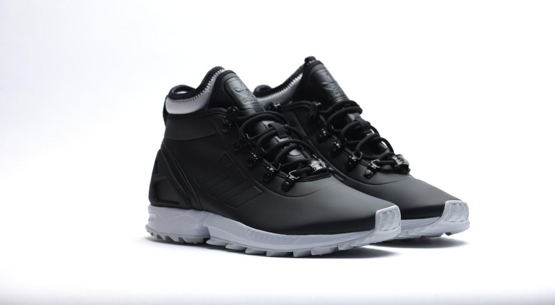 huge selection of 1deea 232b6 13-11-2014 adidas zxflux forestgreen 1 am adidas zx flux winter print pack