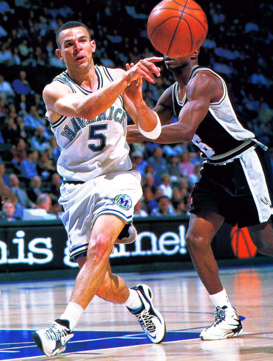 ef7e3cc1ae79 The Career    Jason Kidd s Top 20 Sneakers