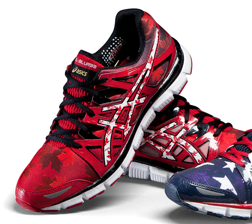 ASICS GEL-Blur 33 2.0 Flag Collection - Canada