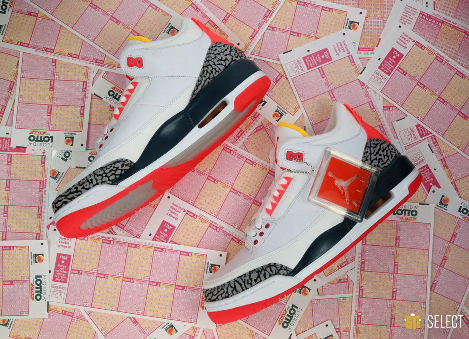 SoleFly x Air Jordan III 3 Lotto (7)