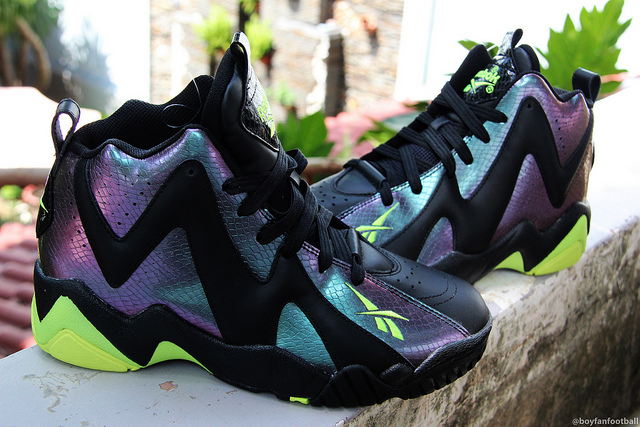prix nike free run - Reebok Kamikaze II - \u0026quot;Year of the Snake\u0026quot; - New Images   Sole Collector
