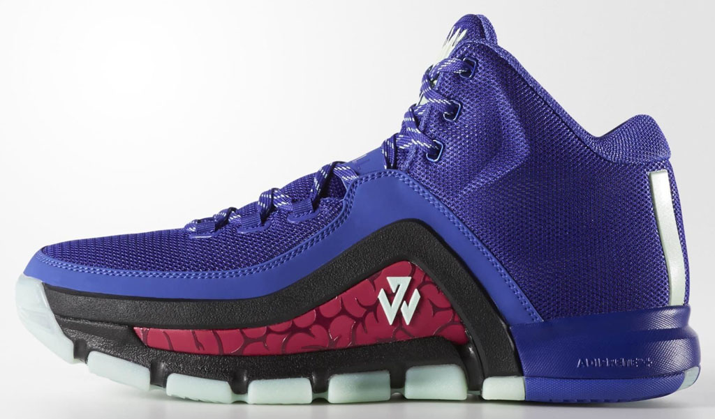 sports shoes f996d 24718 Adidas Has A Monster On Its Hands With This J Wall 2 Sole Collector