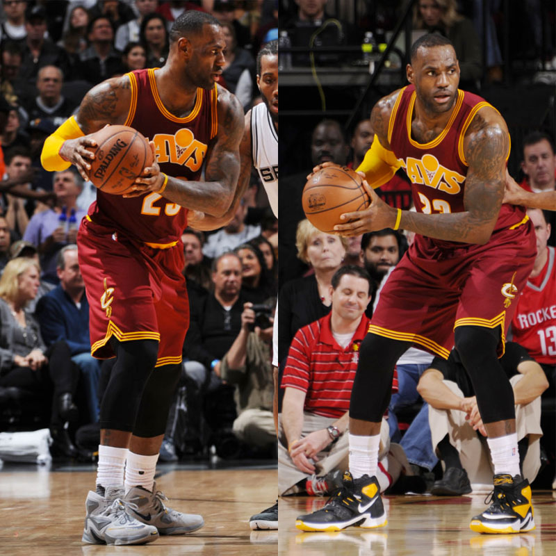 #SoleWatch NBA Power Ranking for January 17: LeBron James