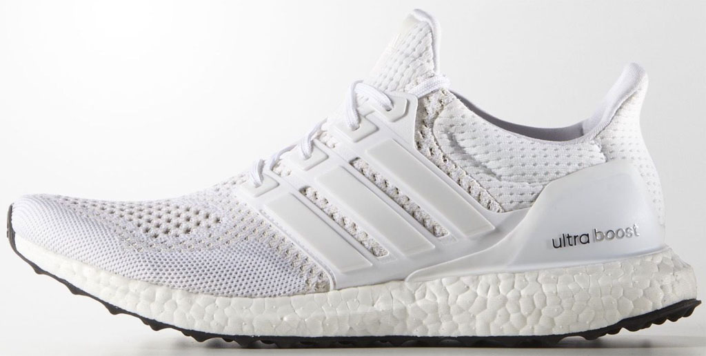 detailing 2d868 3290a Adidas Ultra Boost White Ebay packaging-news-weekly.co.uk