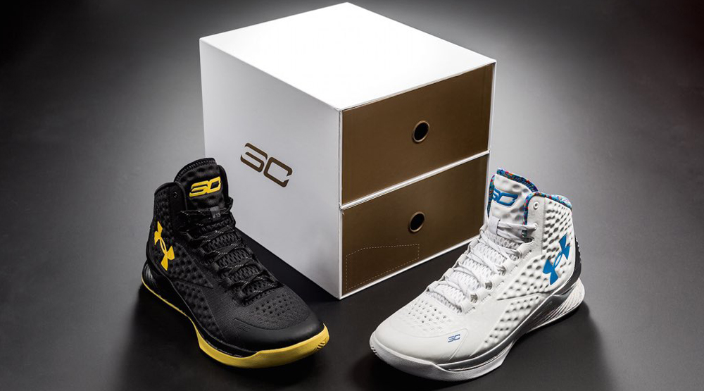 Under Armour Curry Champ Pack