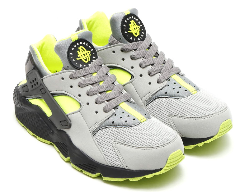 air huarache 5 mens yellow