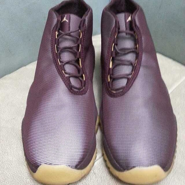 Air Jordan Future 3M Reflective Burgundy (1)