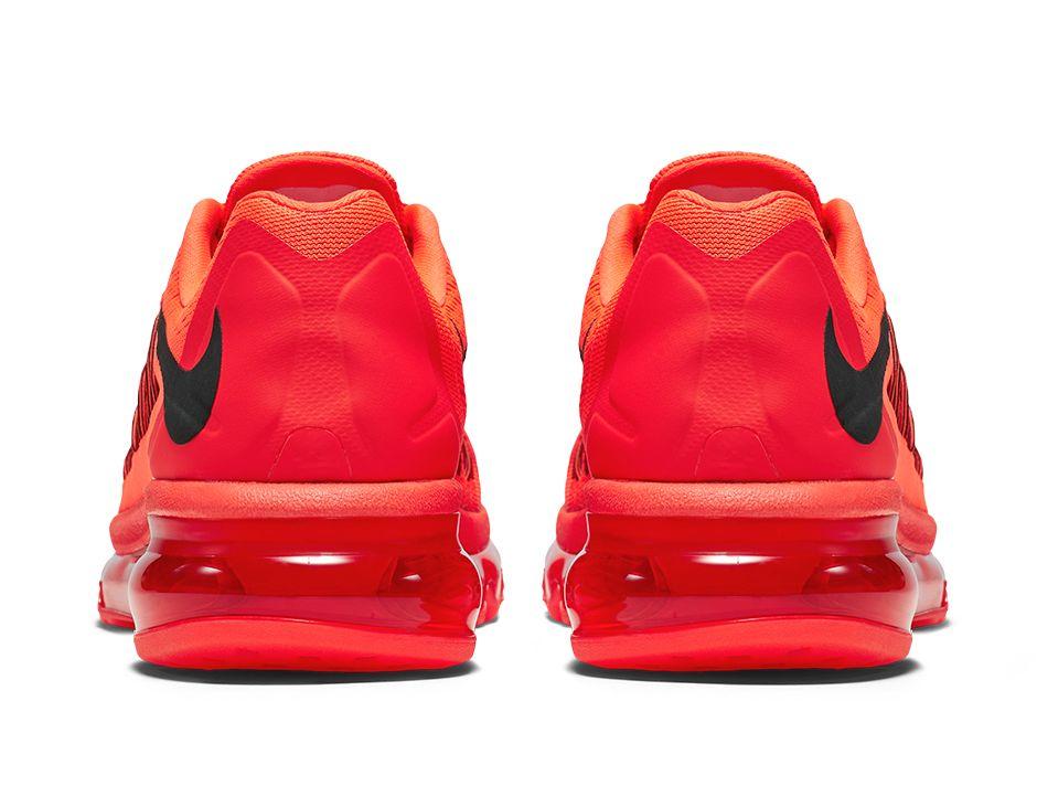 a72bc7b9c4 Nike Air Max 2015 25th Anniversary Release Date: 05/15/15. Color: Bright  Crimson/Bright Crimson Style #: 724367-600. Price: $190