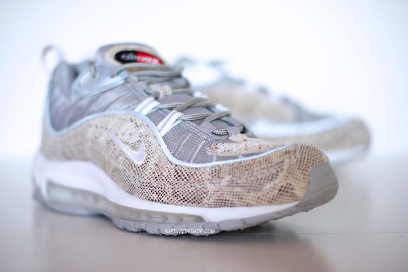 Supreme x Nike Air Max 98 White (4)