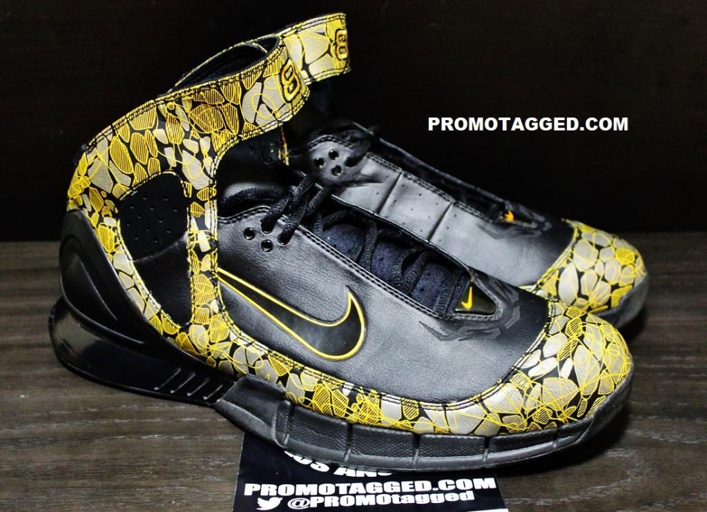 Spotlight // Pickups of the Week 6.30.13 - Nike Air Zoom Huarache 2K5 Kobe Bryant PE by PROMOTAGGED