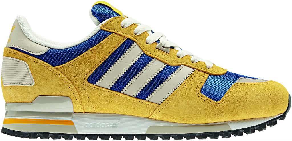 adidas Originals ZX 700 Sunshine True Blue Spring Summer 2013 Q23653 (1)