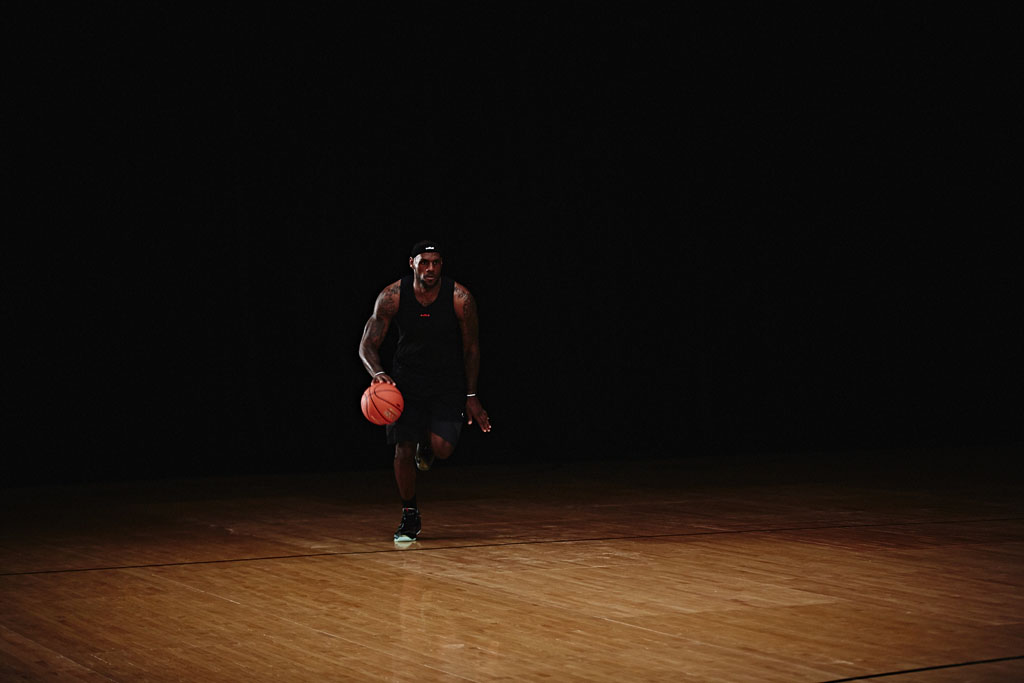 Nike Presents: LeBron James 'Rubber City Soul' Poem (2)