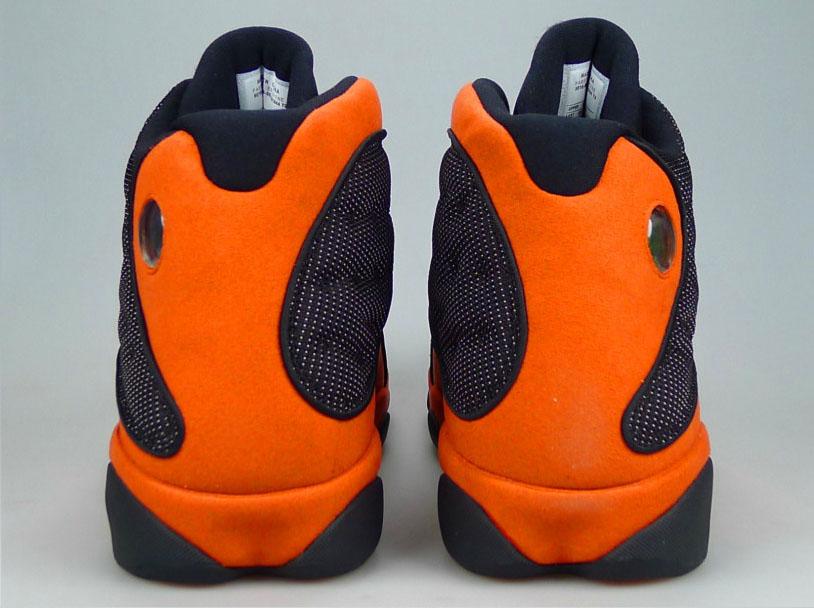 1ec5a76ff650f2 Air Jordan XIII 13 Gerald Wallace PE Bobcats (3)