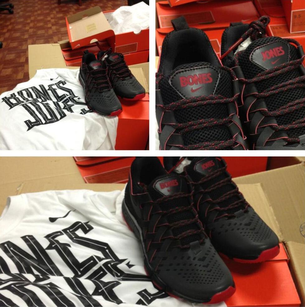 best loved 8d39e ce1c8 Nike JBJ Free 5.0 TR Jon Bones Jones 623488-006 (6)