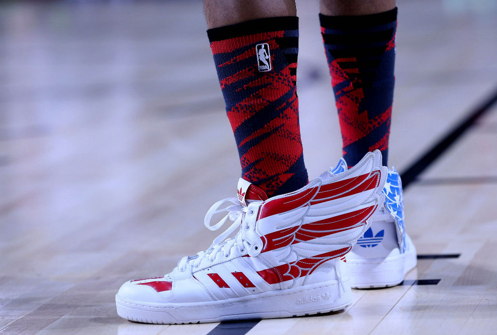 adidas Tips Off NBA All-Star Weekend - Nick Cannon (2)