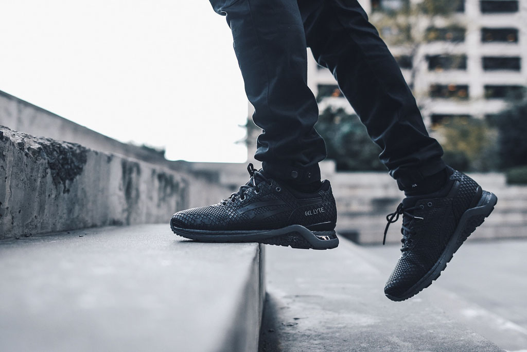 Asics Gel Lyte Evo Samurai Collection (2)
