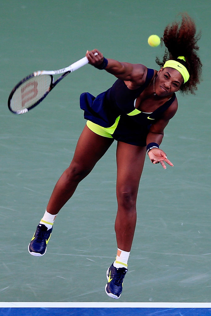 Serena Williams Wins Fourth US Open in Nike Air Max Mirabella 3 (4)