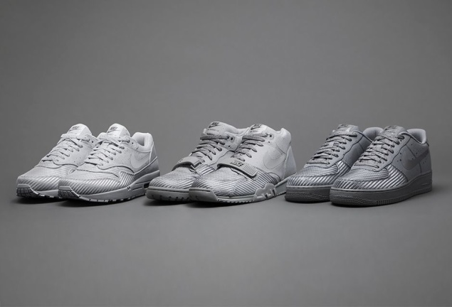 Nike Sportswear Monotones Vol. 1 Collection
