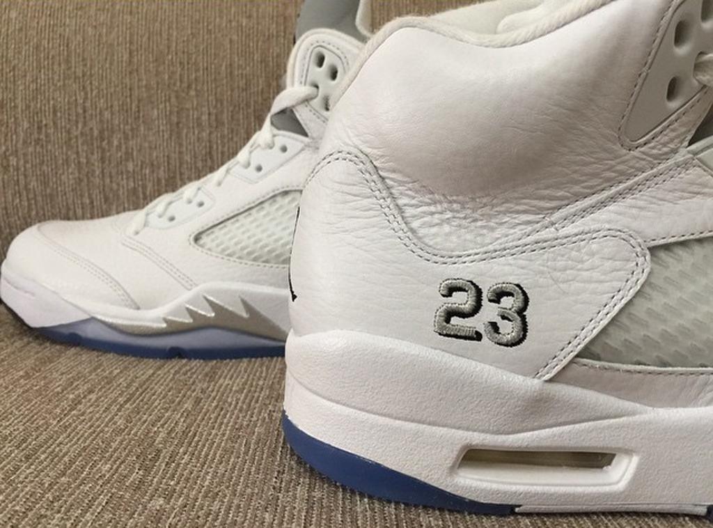 66d587ec327 The 'White Metallic' Air Jordan 5 Is Returning Soon   Sole Collector