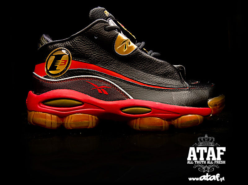 Reebok Answer 1 DMX 10 Black Red Gold Release Date J02565 (1)