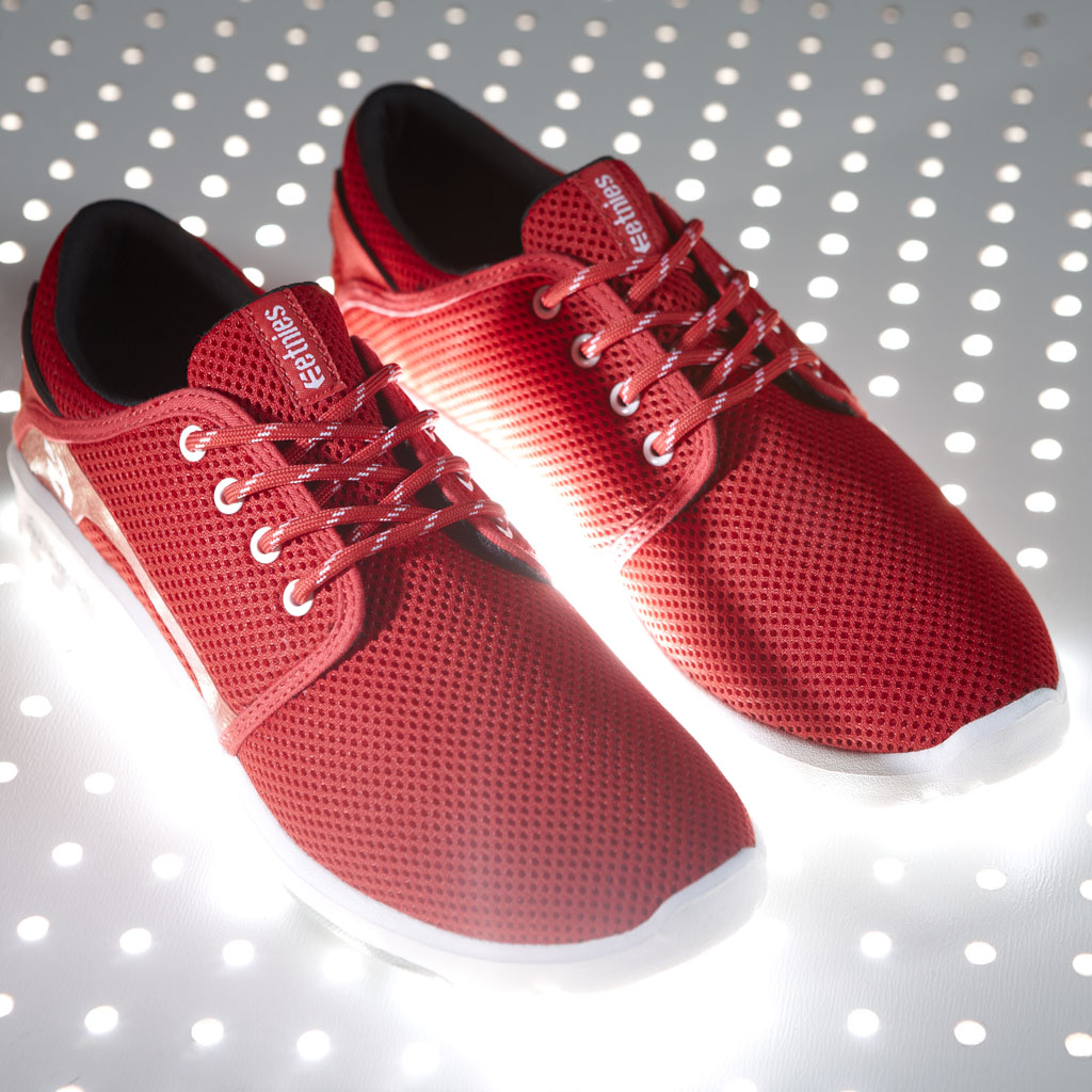 etnies Scout Red (2)