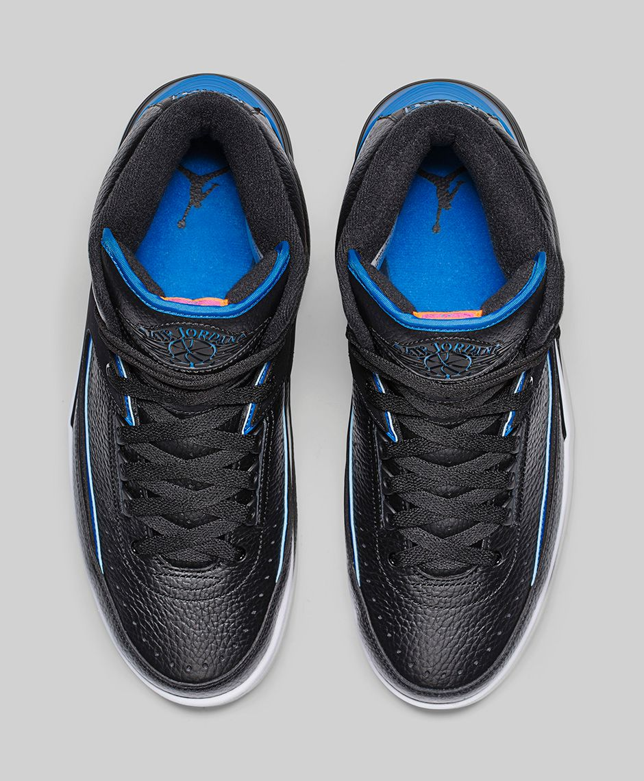 Air Jordan 2 Radio Raheem 834274-014 (5)