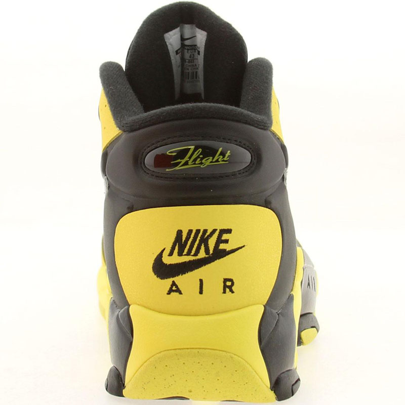 Nike Air Up 14 Black Yellow Streak 630929-003