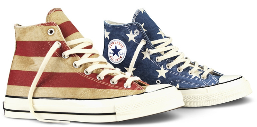 Converse Chuck Taylor All-Star 1970s Hi Legion Blue/White-Red