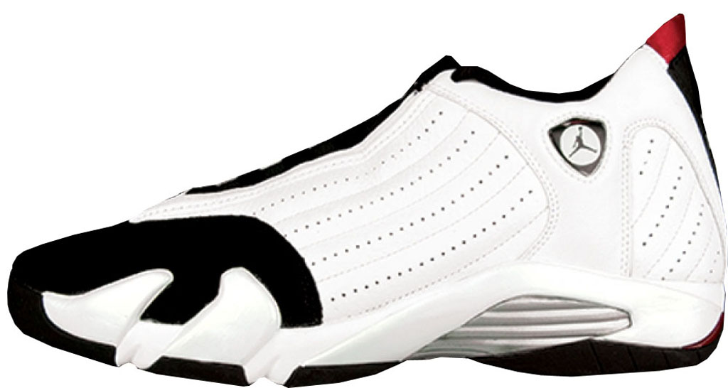 Air Jordan 14 Retro \\u0026#39;Black Toe\\u0026#39;