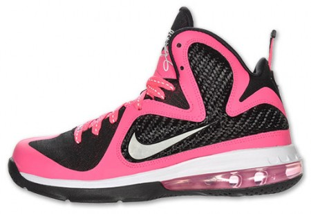 98b18e55a13 Another pink-based LeBron is here for the kids