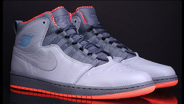 Air Jordan 1 Retro '94 Wolf Grey/Dark Powder Blue-Cool Grey-Atomic Orange
