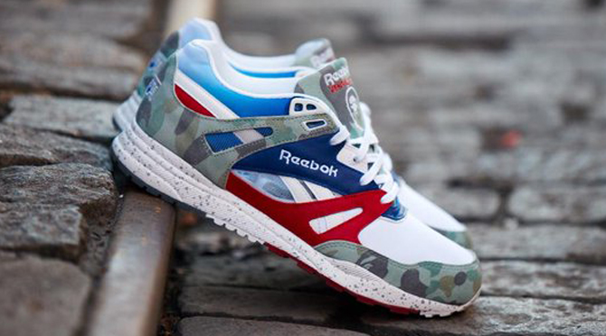 bape reebok shoes