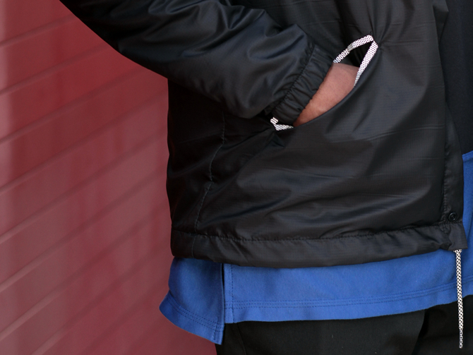 Tabor by Compound Coaches Jacket