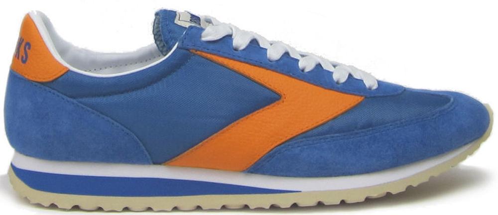 Brooks Vanguard Royal Blue/Classic Orange