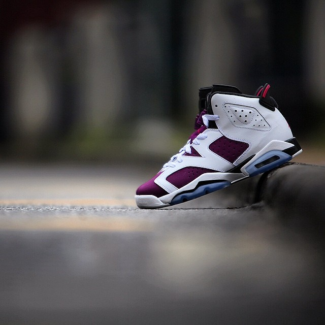 8897c39aaf15 Air Jordan VI 6 GS Grape Release Date 543390-127 (5)