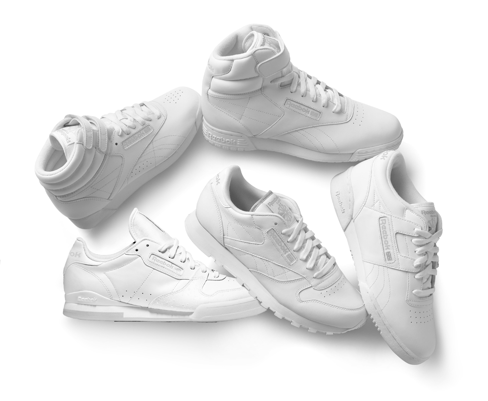 Reebok Classic Whites Collection   Sole