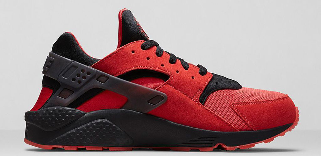 sports shoes 07b1a bdd74 An Official Look at the LoveHate Nike Air Huarache Pack  Sole Collector