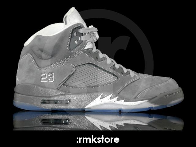 quality design af904 885c8 Air Jordan Retro 6 Wolf Grey 136027-005