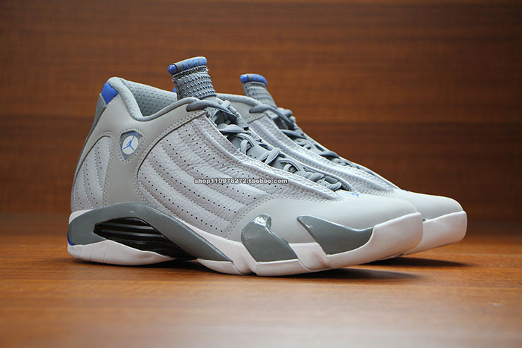 official photos 1a727 996ab ... discount code for air jordan 14 blue d85f5 a9fb4 ...
