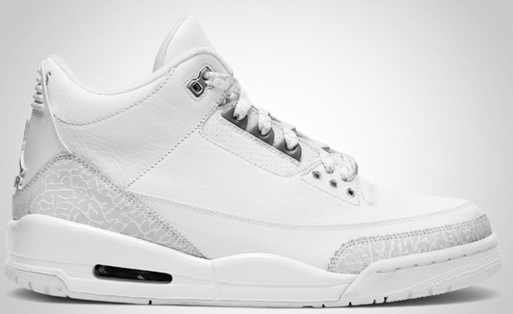 Air Jordan 3  The Definitive Guide to Colorways  fcd269eb6593