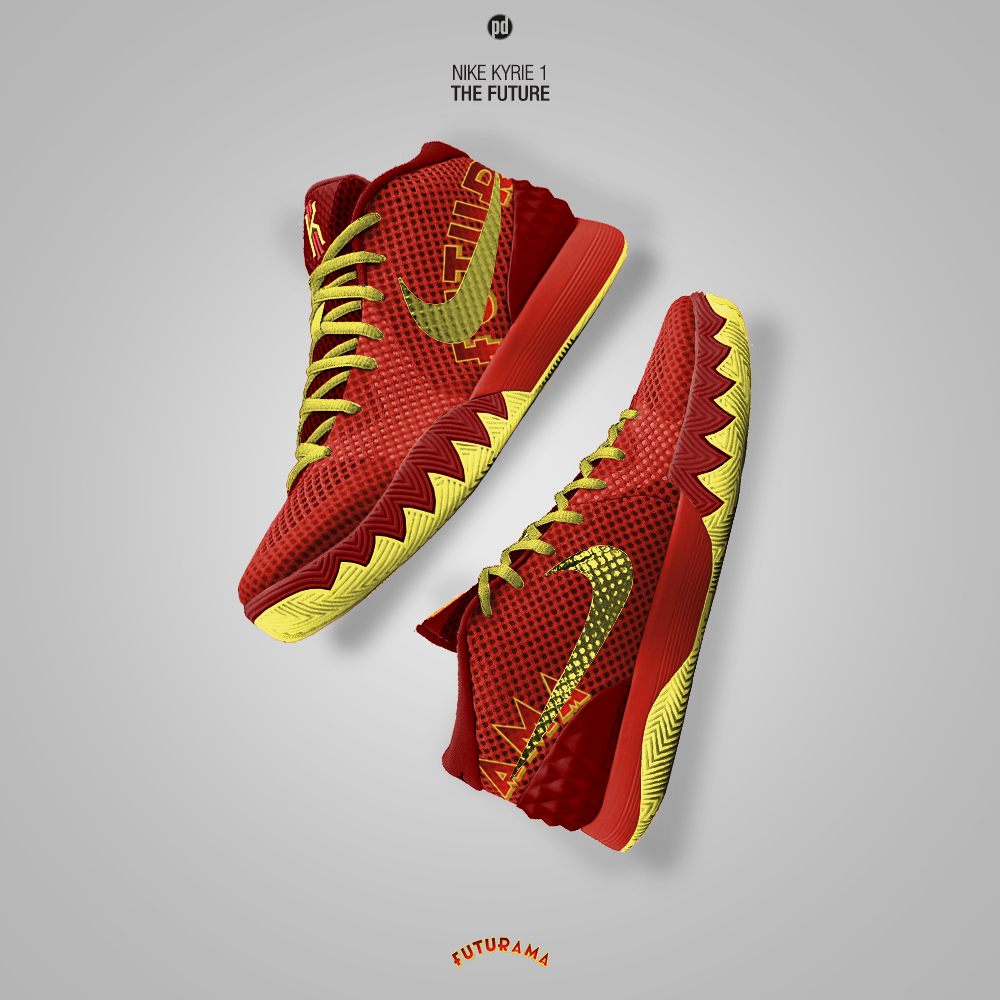 Imagines For Artist More Nike FuturamaThe Sneakers SimpsonsAnd YWED92IbeH