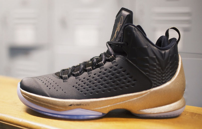 4925aee756c599 This Jordan Melo M11 Is the  Gold Standard