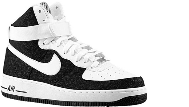 Nike Air Force 1 High Black/White