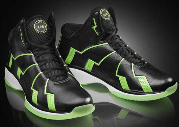 Athletic Propulsion Labs Concept 2 Black/Green (2)