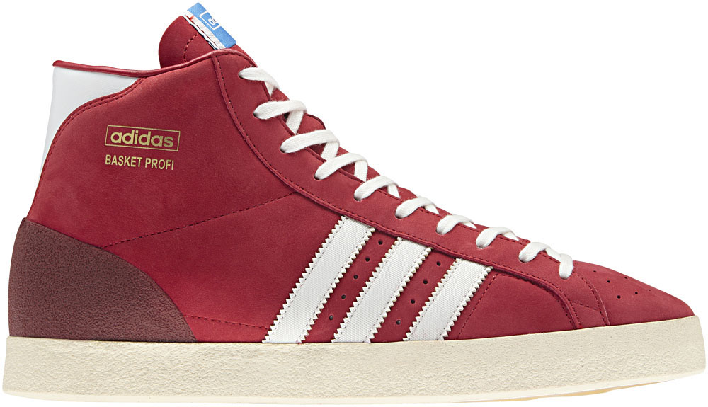 adidas Originals Basket Profi University Red G60894 (1)