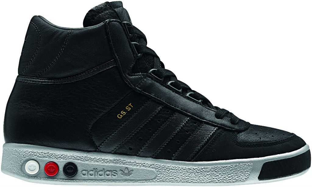adidas Originals Archive Pack - Spring/Summer 2013 - Black Q20420
